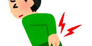肩こり腰痛の話